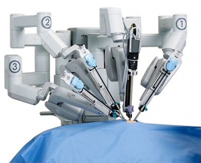 Robotic surgery prevails